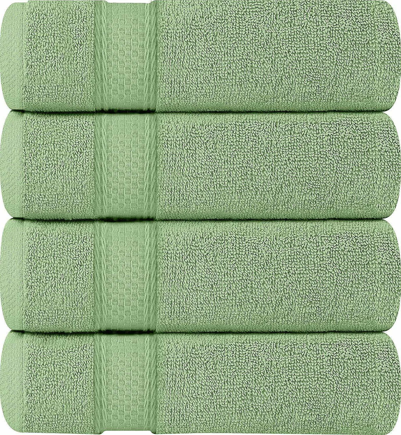 Cotton 27x54 700 GSM Also in Lot Utopia Towels