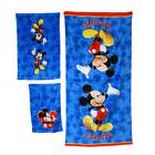 Disney Bath Towel Sets 3 Pieces
