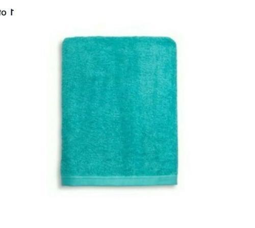 bath towels turquoise 30 x52 100 percent