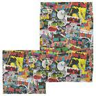DC COMICS BATMAN FAN FACE AND HAND TOWEL COMBO OR BATH TOWEL