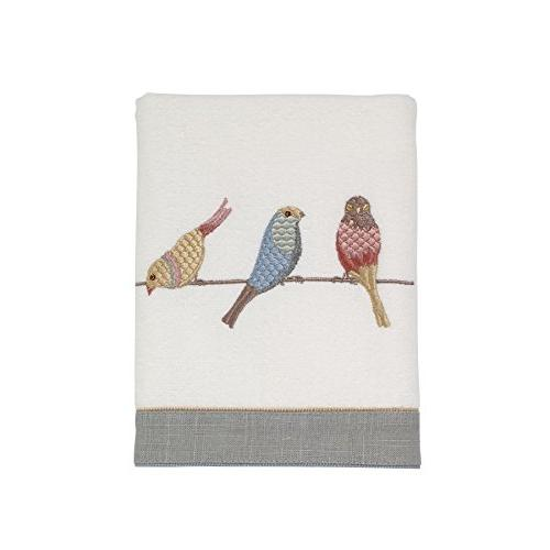 bird a wire hand towel