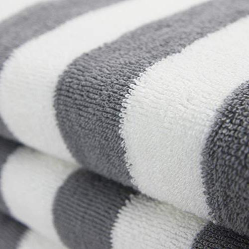 Arkwright Oversized | Set Four Large | Double Perfect Pool Towel, Bath Towel