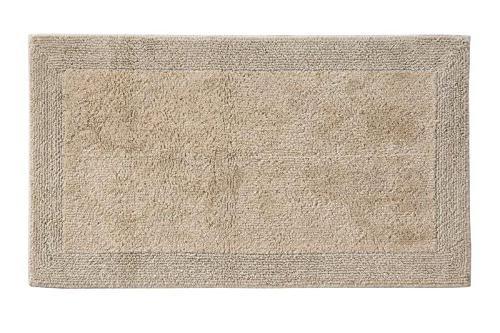 Grund Certified 100pct Organic Cotton Reversible Bath Mat Pu