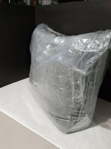 Chakir Turkish Cotton 8pc Towel/Wash Set