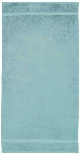 Pinzon by Amazon Collection Organic Cotton Bath Spa Blue