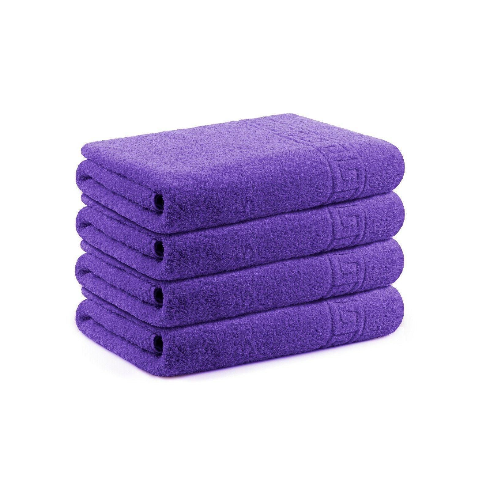 Context 4 pcs Towels Cotton, Towels