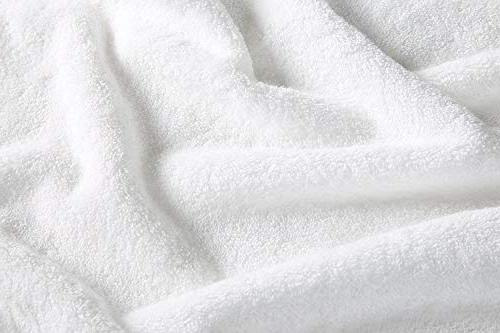 Luxury Towels for Bathroom-Hotel-Spa-Kitchen-Set - Bulk Inch
