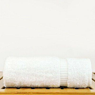 Chakir Turkish Border Hand Towel,