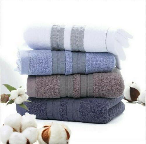 New Home Cotton Towels Bathroom Kitchen Durable Fashion Bath