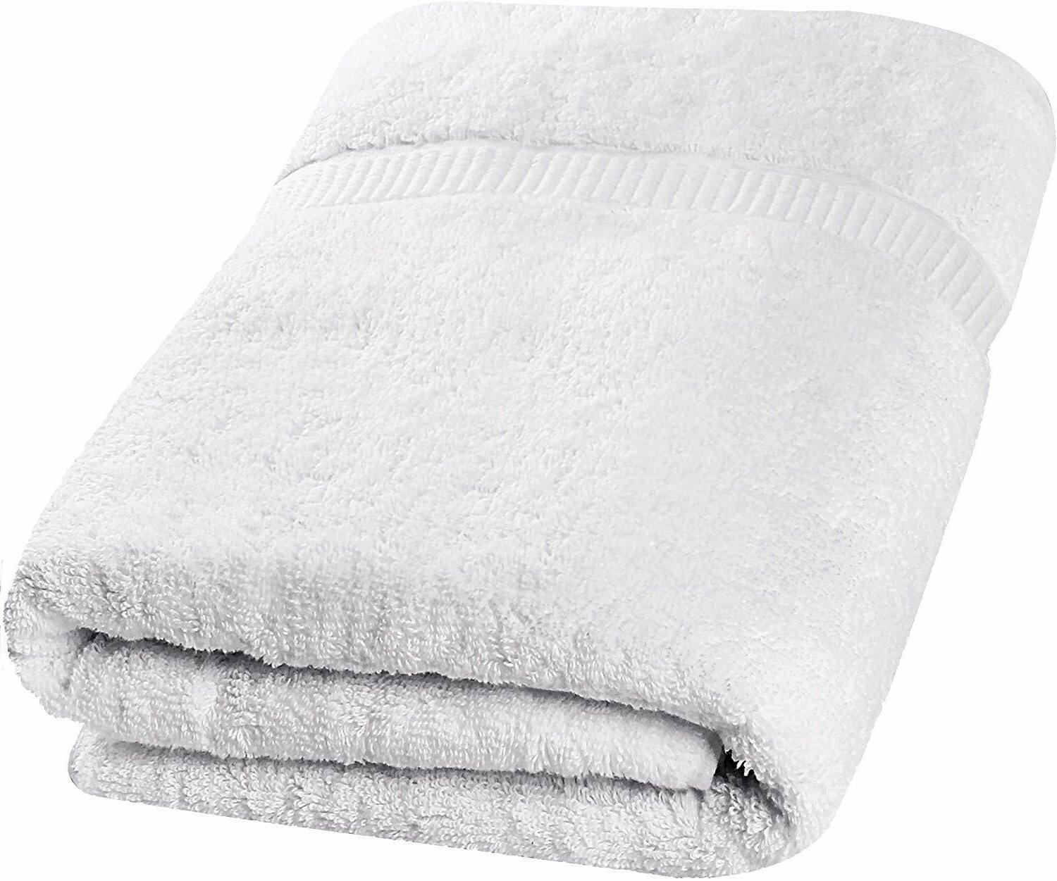 Extra Large Bath Sheet Towel Soft Absorbent Cotton 35 Inches Utopia