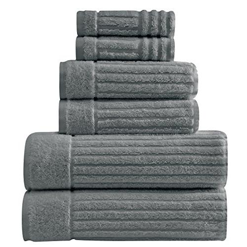 luxury bath towel collection set