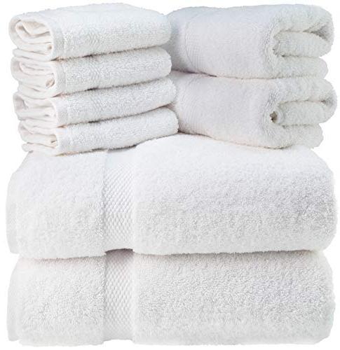luxury bath towel set