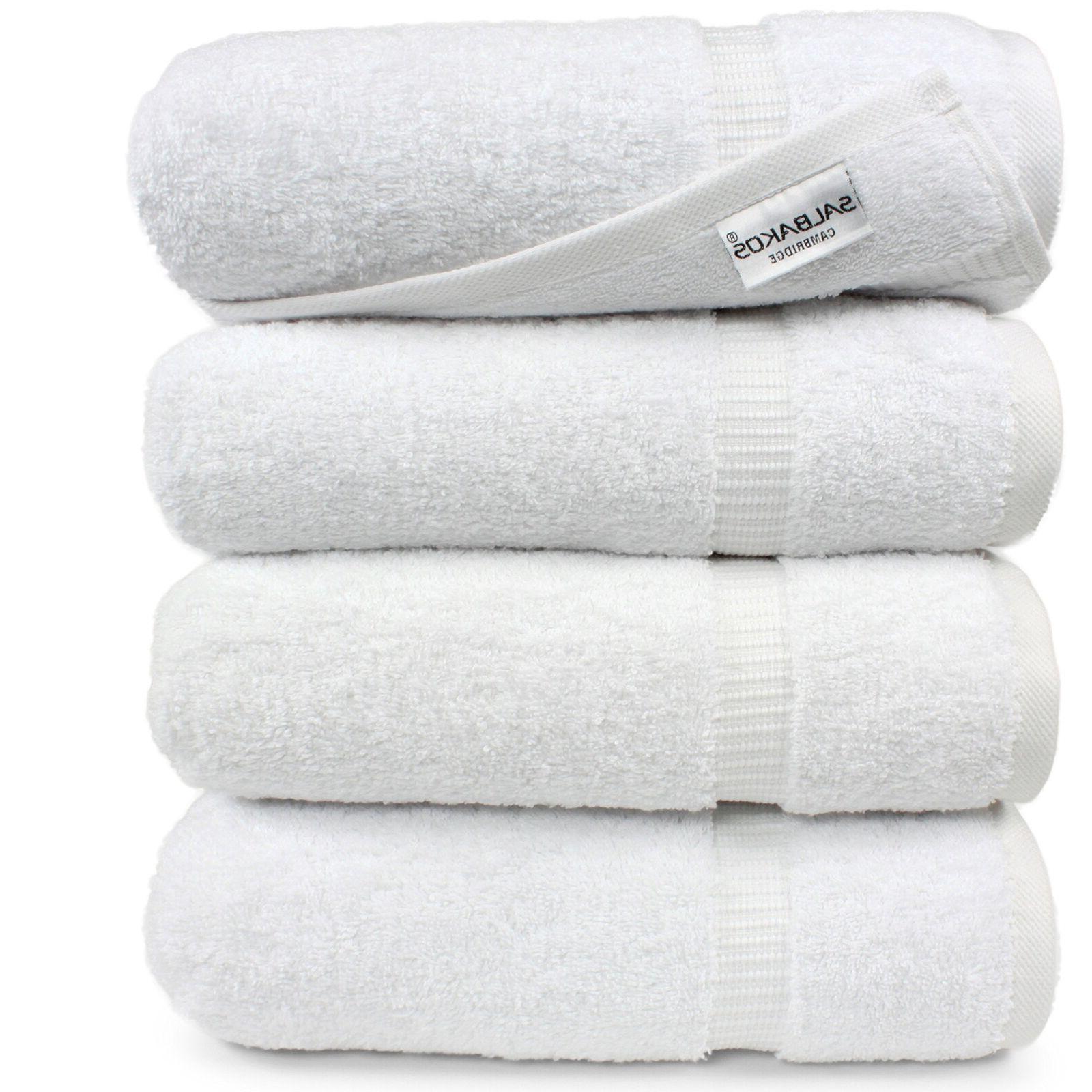 SALBAKOS Luxury Hotel & Spa Turkish Cotton 4-Piece Eco-Frien