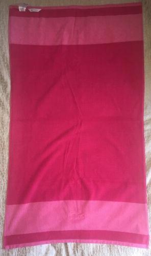 "Bath Towel Pink Magenta 30"" LARGE CROC"