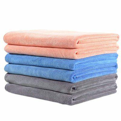 Jml Microfiber Towels, Oversized Bath Towel Sets  - Extra