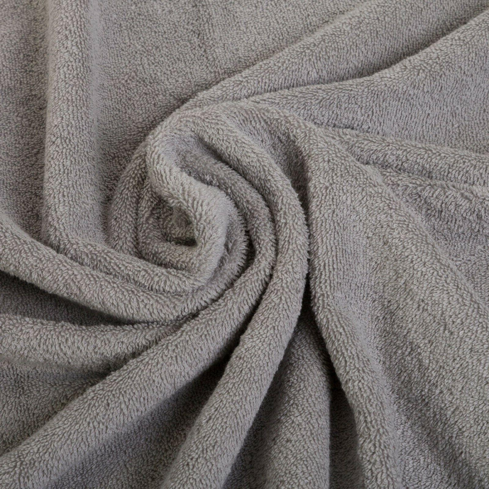 NEW GRAY ULTRA SUPER LUXURY PURE TURKISH BATH TOWELS