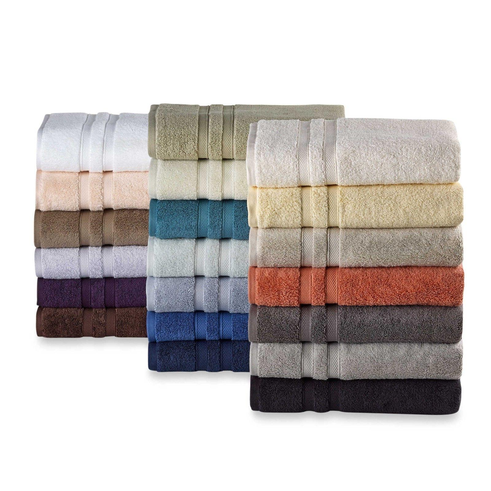 New Wamsutta Perfect Soft Micro Cotton Bath Collection
