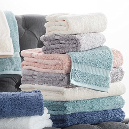 Pinzon Organic Towels White