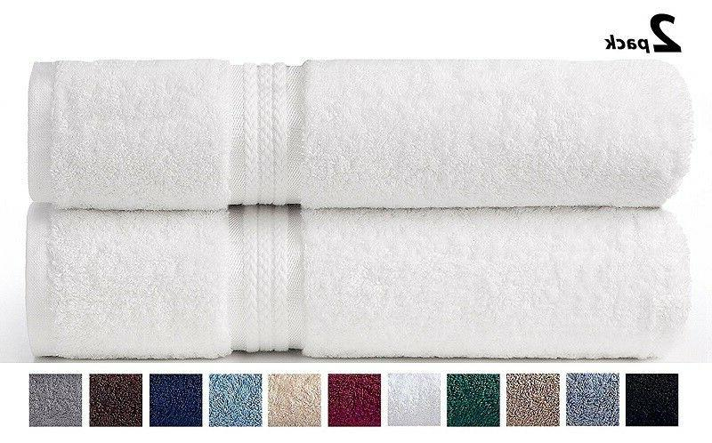 Oversized Bath Towels Sheets White Extra Large Soft Cotton