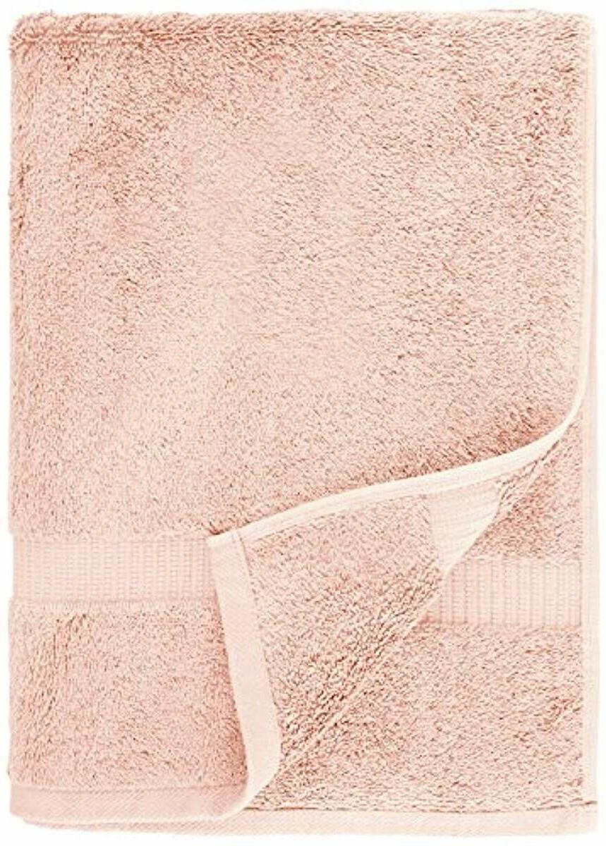Pinzon Bath Towels , Peach