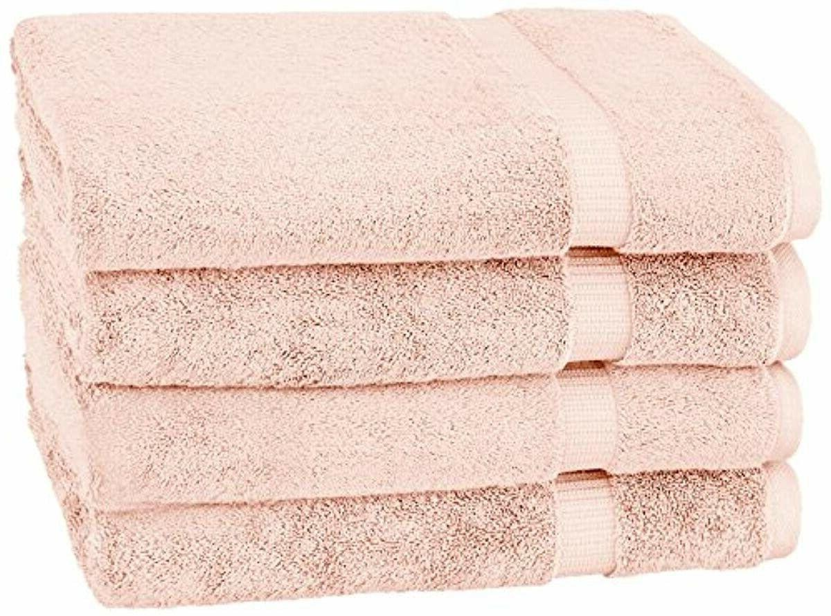 pinzon organic cotton bath towels 4 pack