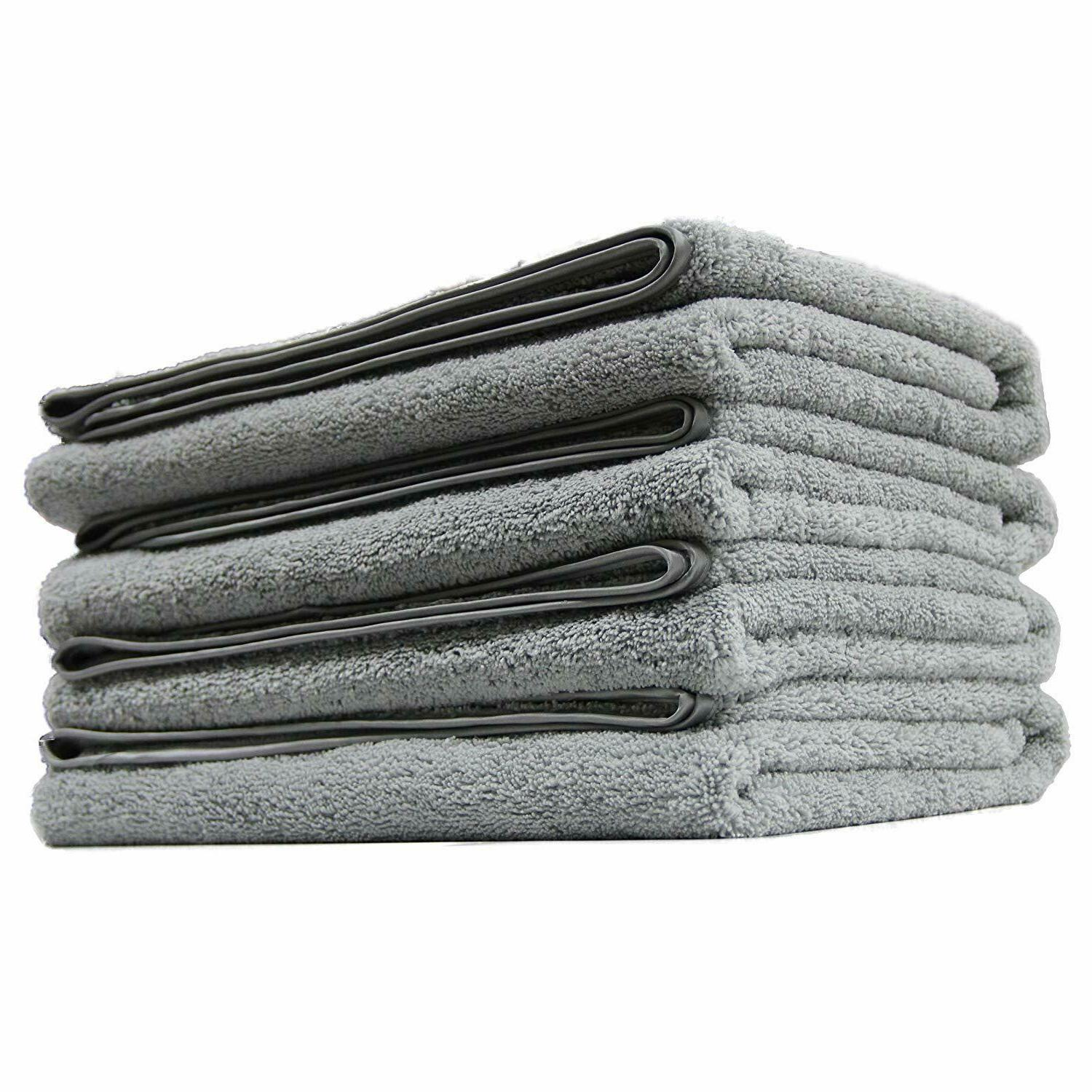 Polyte Premium Quick Lint Towel, x in, 4