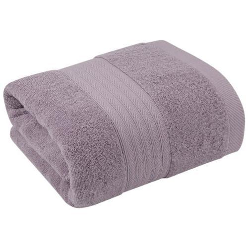 Solid Bath Super Soft Absorbent Bath Sheet