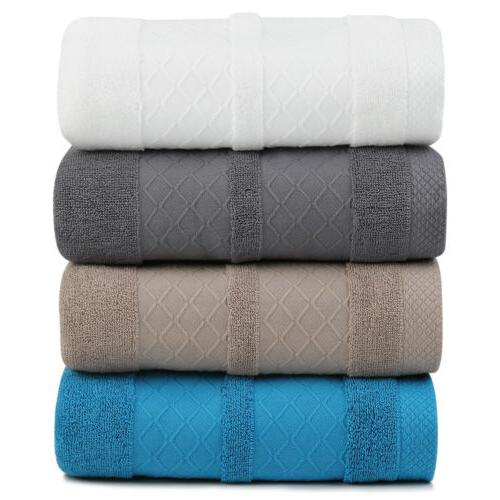 Premium Egyptian Cotton Towels Absorbent Large Bath Sheet