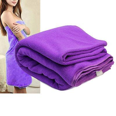Quick-Dry Large Microfiber Beach Swim Travel Camping Towel