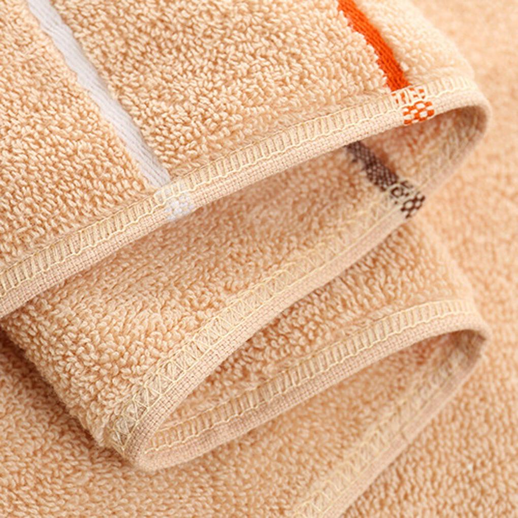 Quick Drying Cotton Stripe Cloth 35*75 /25*50cm Home
