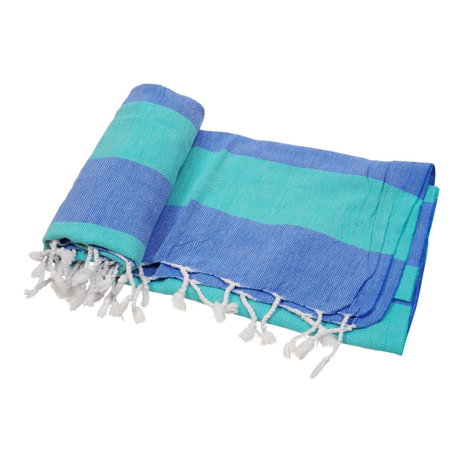 sand free turkish beach towel fouta pareo
