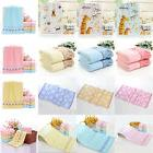 Soft Luxury Beach Bathroom Shower Towel Absorbent Washcloth