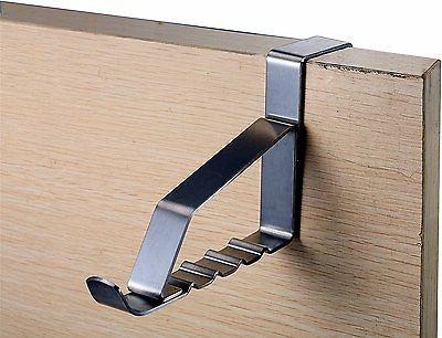 Pro Chef Stainless Steel Door Hanger - Bag Hook