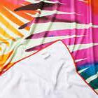 Summer & Rose Oversized Microfiber Beach / Pool Towel Neon P