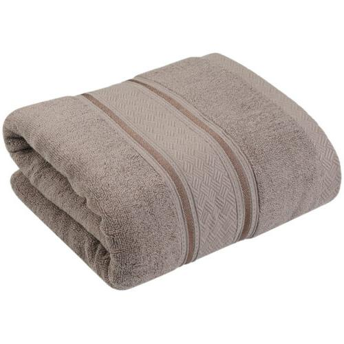 Thick and Solid Towels Super Soft Extra Absorbent Bath Sheet