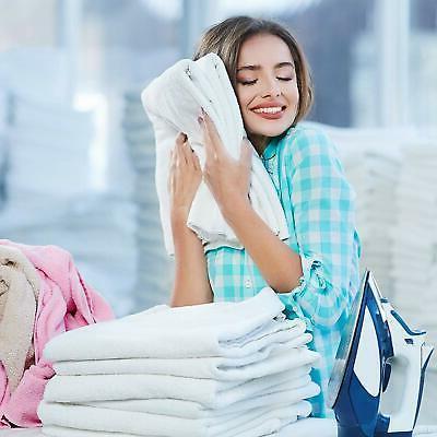 Qute Towels Turkish Cotton Towels Set Super Soft Absorbent