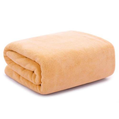 Large Bath Towels Soft Spa Beach Towels