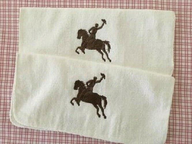 AVANTI HORSE BATH SET NWOT
