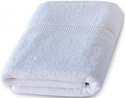 Utopia Towels Luxury Bath Sheet 35 x 70 inches - White