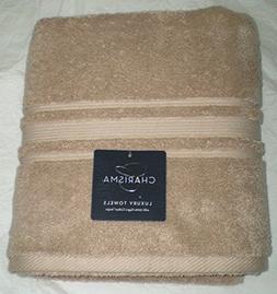 Luxury Bath Towel - 100% Hygro Cotton - Linen