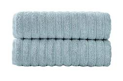 Classic Turkish Towels Luxury Bath Towel Sets - Soft and Thi