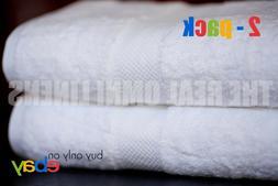 Luxury Hotel & Spa Towel Cotton Bamboo Gray Bath Towel Set o