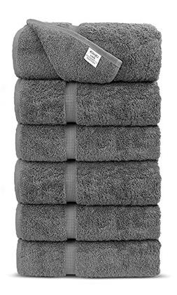 Luxury Premium Long-Stable Hotel & Spa Turkish Cotton 6-Piec