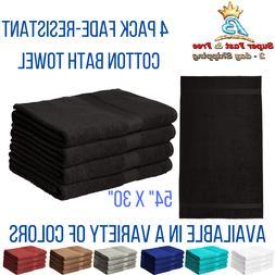 Premium Bathroom Towels Set Turkish Cotton Hand Gym Kitchen