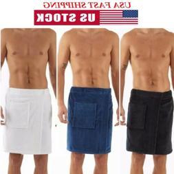 Men's Wrap Towel 100% ORGANIC Turkish Cotton Adjustable with