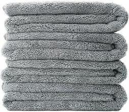 Polyte Premium Quick Dry Lint Free Microfiber Bath Towel, 57