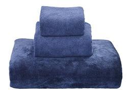 HOPESHINE Microfiber Extra Large Bath Towel Set 3 Piece Bath