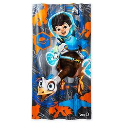Disney Miles from Tomorrowland Beach Towel