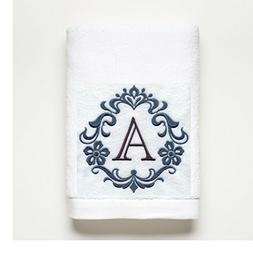 Abuela Chachy's Monogram Letter ~ Towel Set ~ 100% Cotton ~