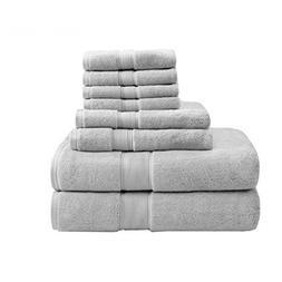 Madison Park MPS73-191 800Gsm 100 Percent Cotton Towel44; Si